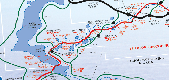 Trail Map | Friends of the Coeur d'Alene Trails